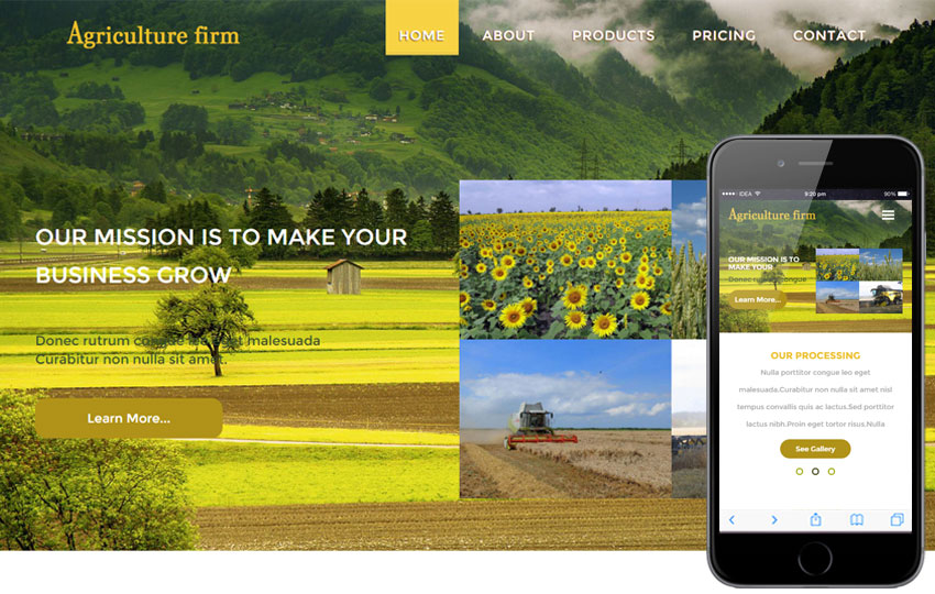 Agriculture Firm