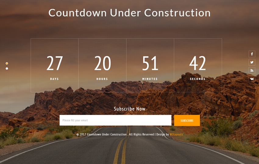 Countdown Under Construction